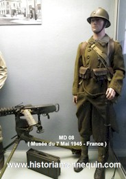 Historia Mannequin - Realistic Mannequins and Hands for Museums and Collectors of Militaria and others - Uniform - Headgear -Helmet - Best Price